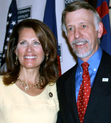 Michele Bachmann in Denver
